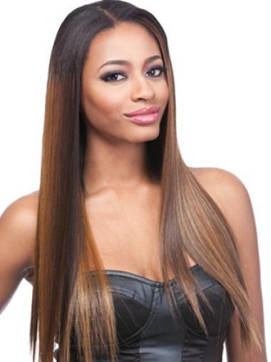 Yaki Ombre Colour Lace Front Wigs