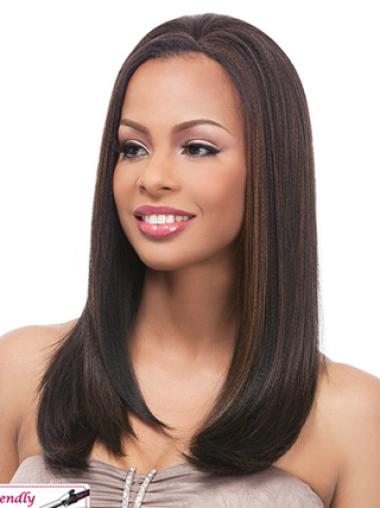 Yaki Brown Colour Lace Front Wigs
