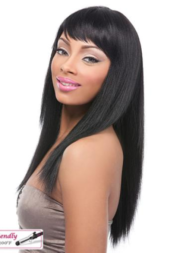 Yaki Mid-Length Straight Lace Front Wigs