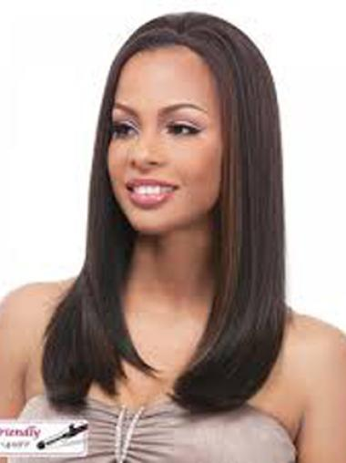 Yaki Brown Classic Lace Front Wigs