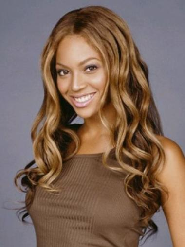 Body Wave 22 Inches Beyonce Human Hair Lace Wig