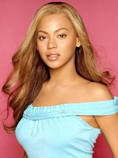 Amazing Loose Wave 20 Inches Beyonce Human Hair Lace Wig