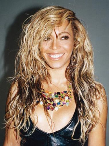 New Arrival Beyonce 20 Inches Human Hair Lace Wig Free Shipping
