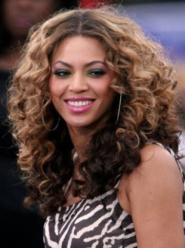 Beyonce Deep Wave 18 Inches Remy Human Hair Lace Wig