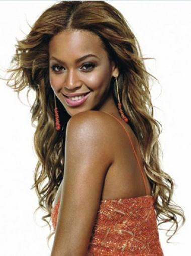 Beyonce 22 Inches Loose Wave 100% remy Human Hair Lace Wig