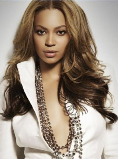Vogue Beyonce 20 Inches Wave Human Hair Lace Wig