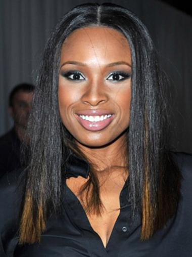 """14"""" Shoulder Length Straight Full Lace Wigs Ombre Wigs"""