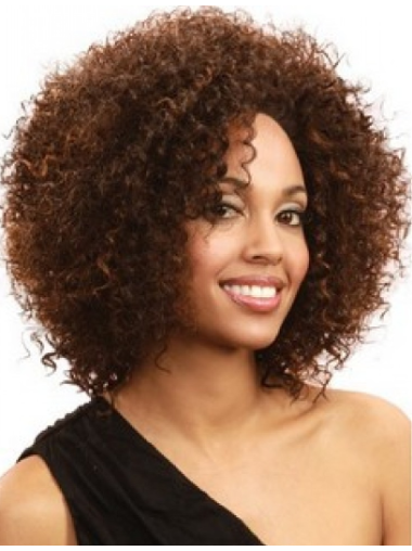 Beyonce Knowles 100% Human Hair Long Kinky Curly Lace Front Wig 22 Inches