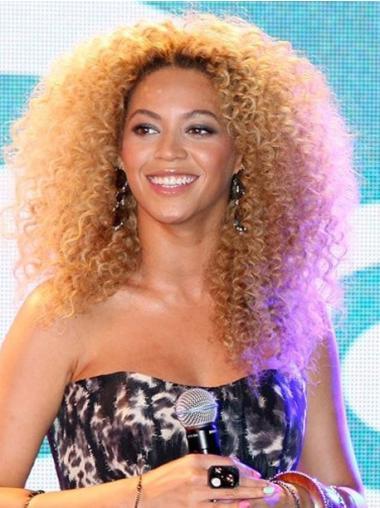 Beyonce Kinky Kinky Wigs Human Hair Full Lace