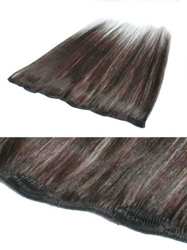 Remy Human Hair Straight Cool Clip in Hair Extensions