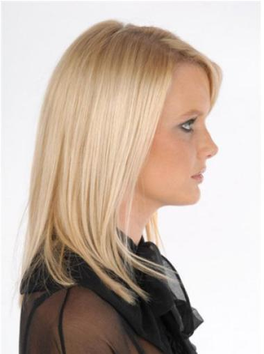 Remy Human Hair Straight High Quality Clip in Hair Extensions
