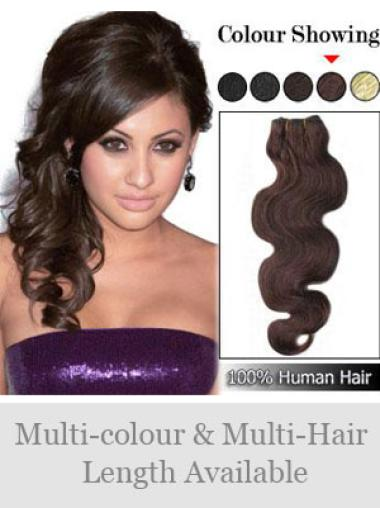 Remy Human Hair Auburn Tempting Weft Extensions