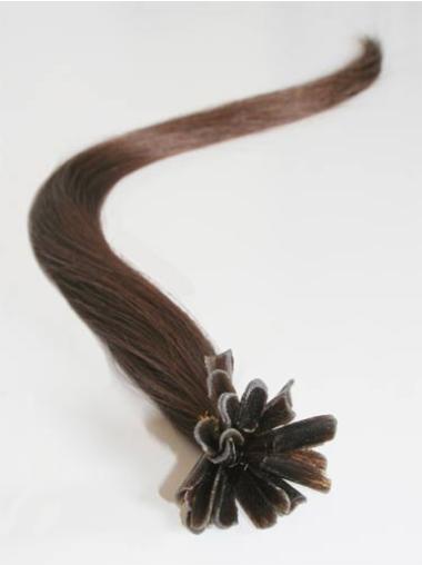 Remy Human Hair Straight Fashion Nail-U Tip Hair Extensions