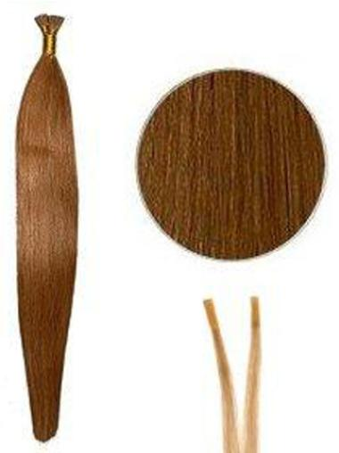 Traditiona Auburn Synthetic Stick-I Tip Hair Extensions