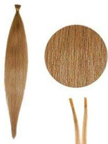 Gorgeous Blonde Synthetic Stick-I Tip Hair Extensions