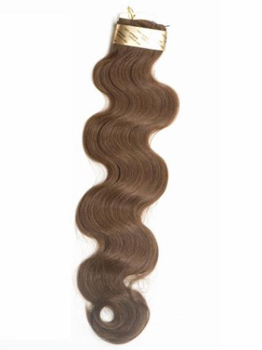 Remy Human Hair Brown Incredible Weft Extensions