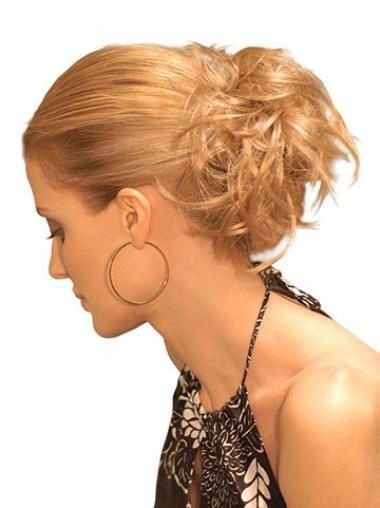 Braw Auburn Wavy Short Clip in Hairpieces