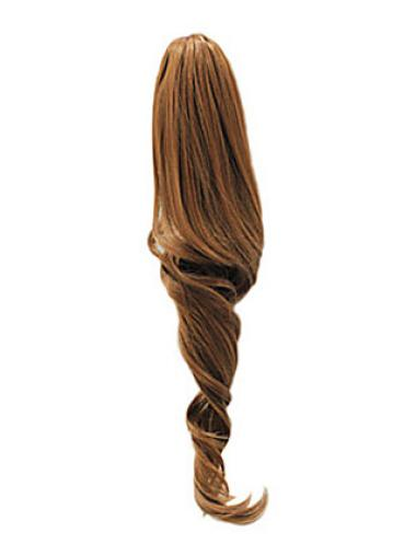 Fabulous Blonde Wavy Long Ponytails Hairpieces
