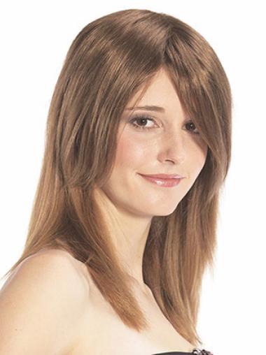 Amazing Auburn Straight Hair Falls & Half