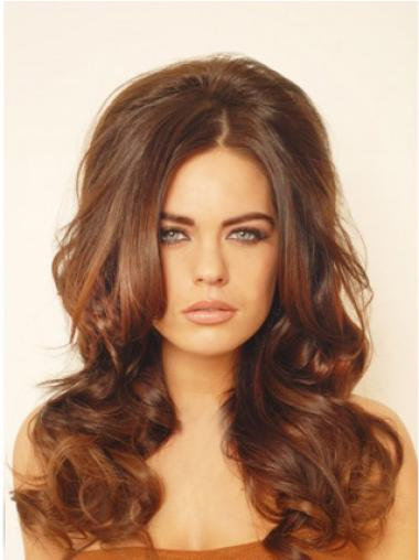 Best Auburn Wavy Long Hair Falls & Half