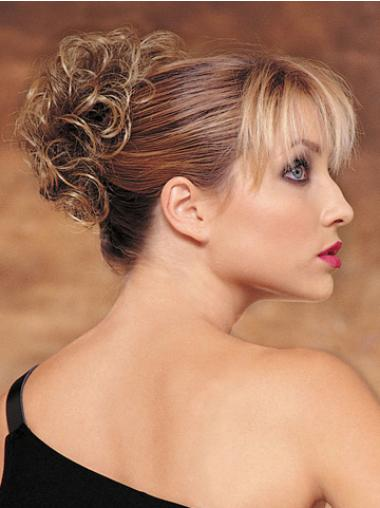 Remy Human Hair Auburn Faddish Wraps / Buns
