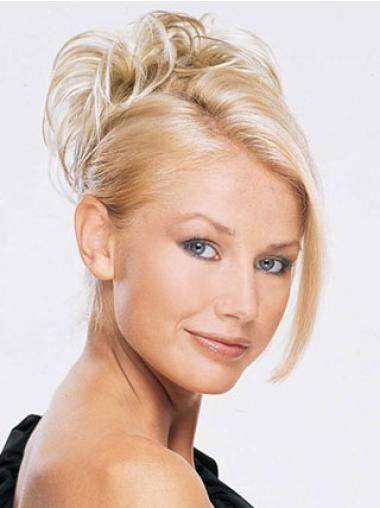 Synthetic Blonde Nice Wraps / Buns