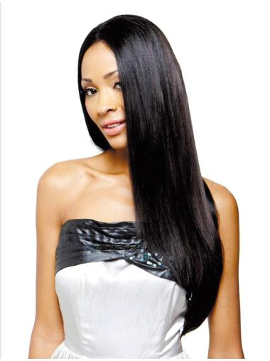 "22"" Synthetic African American Wigs"