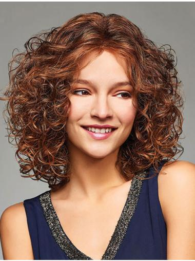 "Curly Synthetic 12"" Capless Wigs"