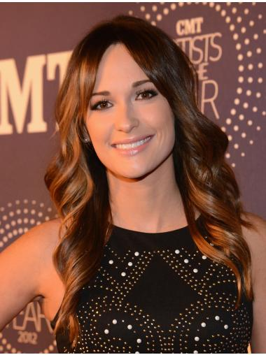 "18"" Synthetic Kacey Musgraves Wigs"