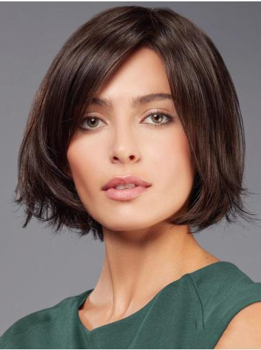 """Short Straight Monofilament Synthetic 10"""" Hot Sell Bob Wigs"""