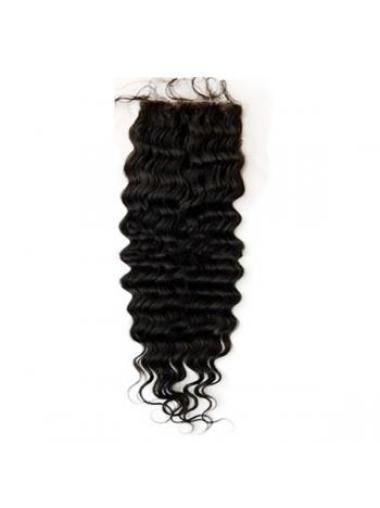 Pleasing Black Wavy Long Lace Closures