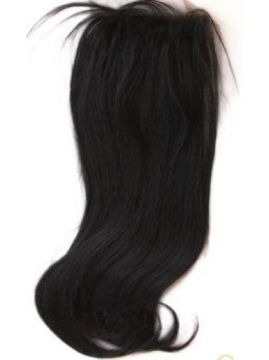 Cosy Black Straight Long Lace Closures