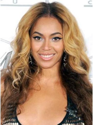 Stylish Blonde Straight Long Lace Closures
