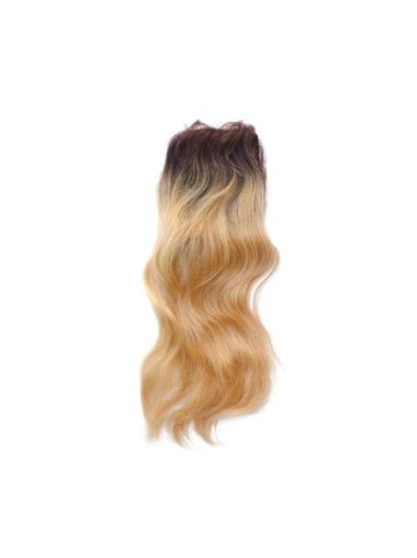 Cool Blonde Straight Long Lace Closures