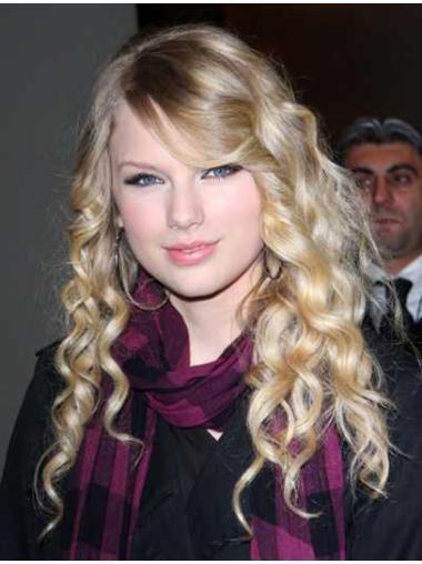Blonde Wavy Long Taylor Swift Wigs