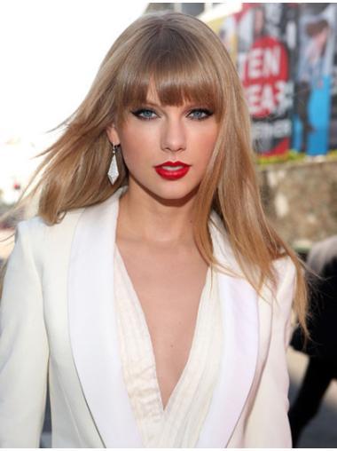 Braw Blonde Straight Long Taylor Swift Wigs