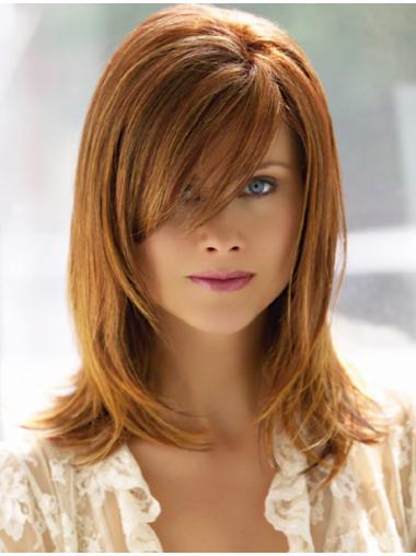 Braw Auburn Straight Shoulder Length Wigs