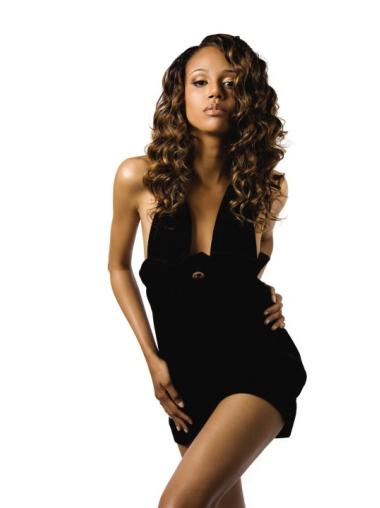 Stylish Brown Wavy Long African American Wigs