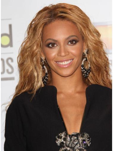Cheapest Brown Wavy Long Beyonce Wigs