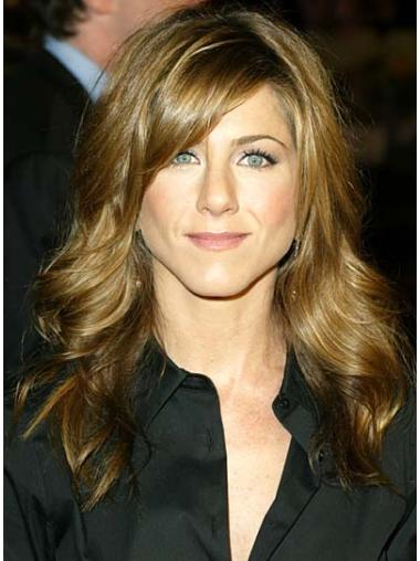 Style Blonde Wavy Long Jennifer Aniston Wigs