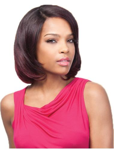 Online Auburn Straight Chin Length U Part Wigs