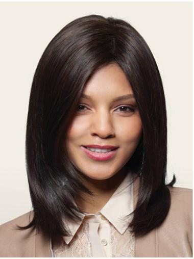 Cosy Monofilament Straight Shoulder Length Synthetic Wigs