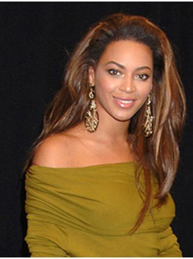 Impressive Blonde Wavy Long Beyonce Wigs