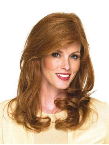 Fashionable Monofilament Wavy Long Full Lace Wigs