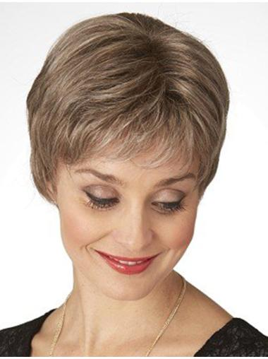 Trendy Lace Front Straight Short Classic Wigs