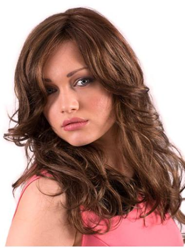 High Quality Synthetic Lace Front Wavy Long Wigs