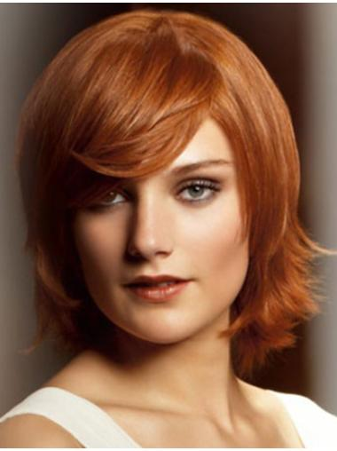 Perfect Blonde Lace Front Chin Length Remy Human Lace Wigs