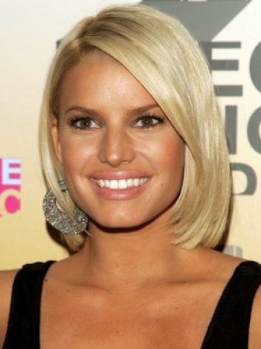Sophisticated and fashionable short lace bob about 10 inches