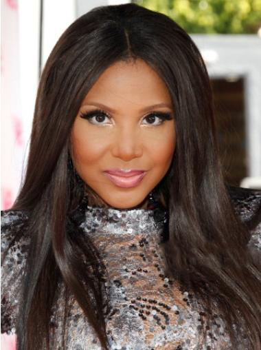Synthetic Full Lace Wigs Toni Braxton Celebrity