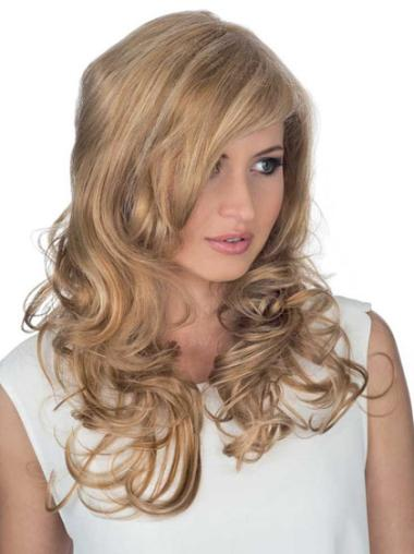 Online Blonde Curly Long Celebrity Wigs